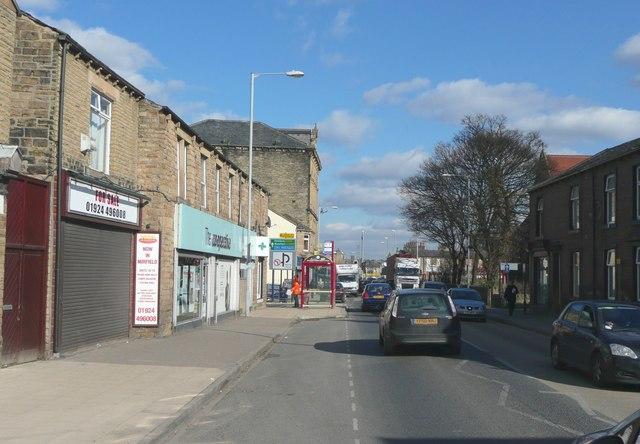 Huddersfield Road, Ravensthorpe
