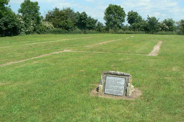 Site of Flawford Church