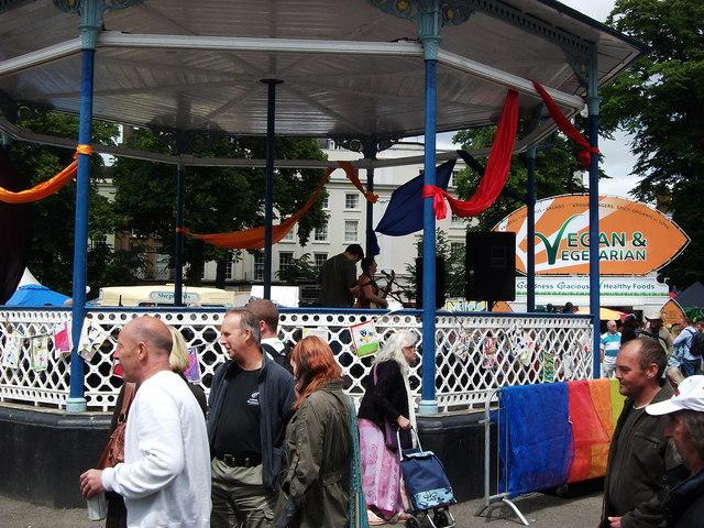 Leamington Peace Festival 2010