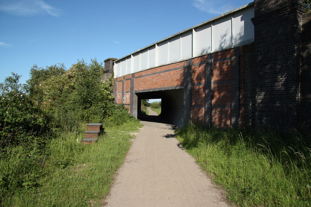 Moor Lane Bridge