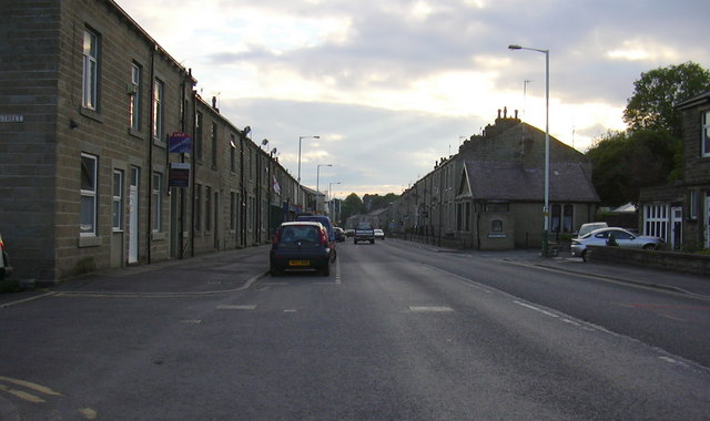 Newchurch Road, Stacksteads, Rossendale, Lancashire