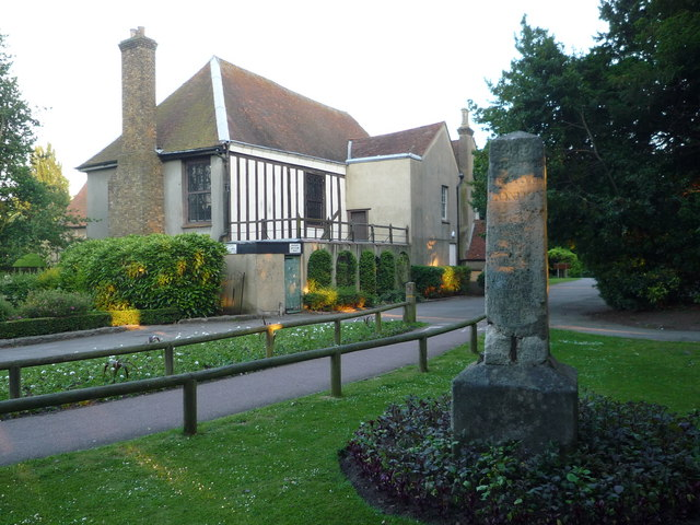 Prior's Chamber and Crowstone
