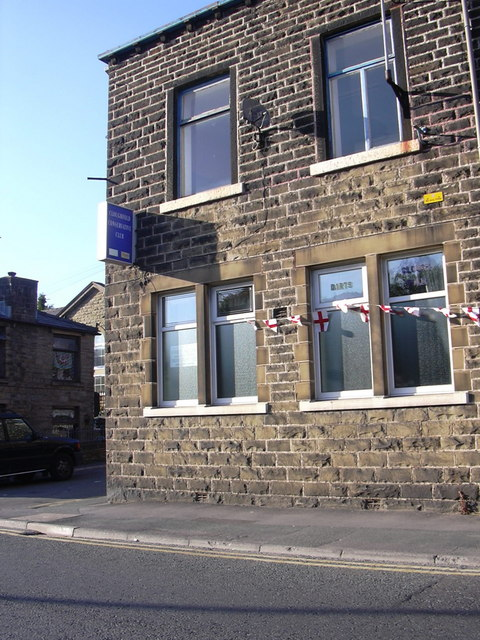 """""""Cloughfold Conservative Club"""" 272-274 Bacup Road, Rossendale, Lancashire, BB4 7LG"""