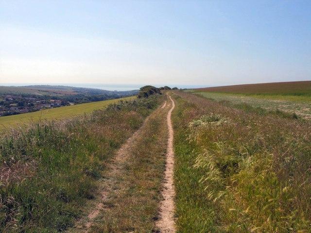 Path to Ovingdean