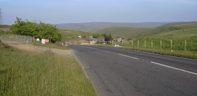 Bacup Road, Todmorden