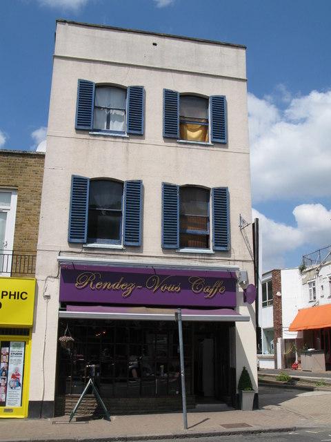 Rendez-Vous Caffe, High Street