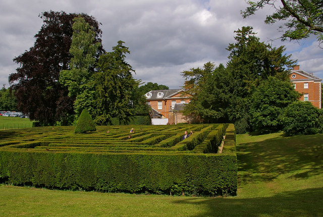 The Maze, Chevening