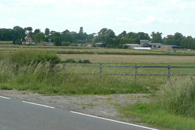 Silverdale and Easthorpe Farms