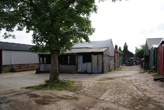 Newhey Farm