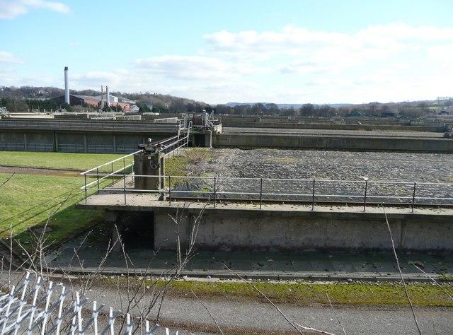 Cooper Bridge Sewage Works, Hartshead