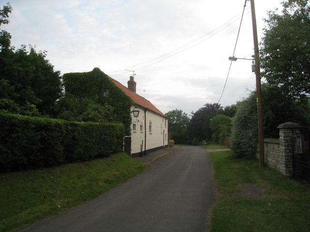 Manor Road, Northorpe