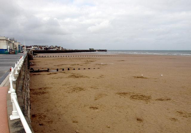 Bridlington Beach (south)