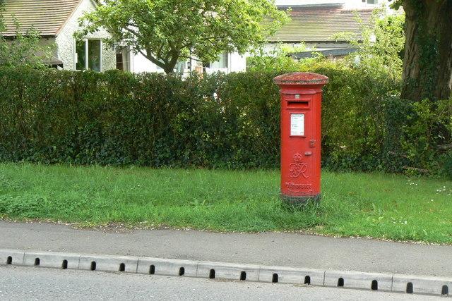 Kirk Lane postbox Ref: NG11 282