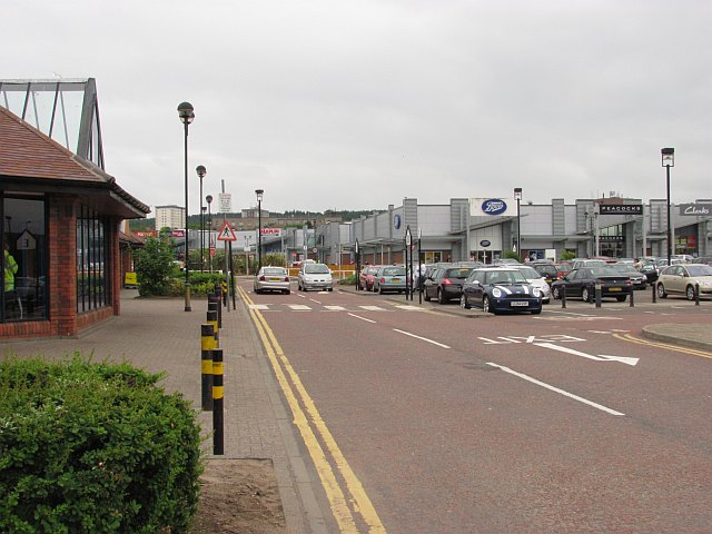 Central Retail Park