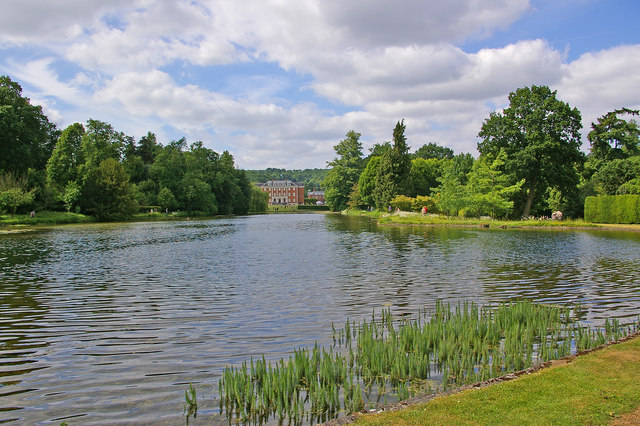 The Lake, Chevening