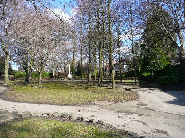 Ings Grove Park, Mirfield