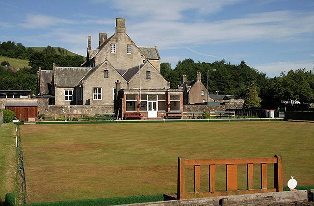 Langholm Bowling Green