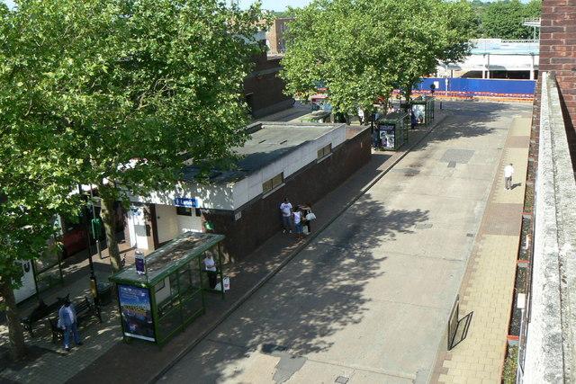 Beeston Bus Station