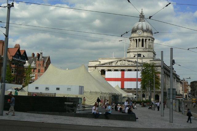 Old Market Square, 21 June 2010