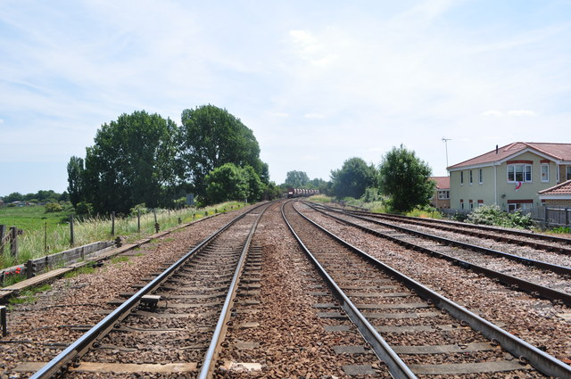 Railway to Ely
