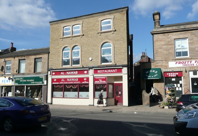 Al Nawab Restaurant, Mirfield