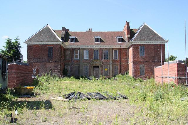 Ollerton Hall