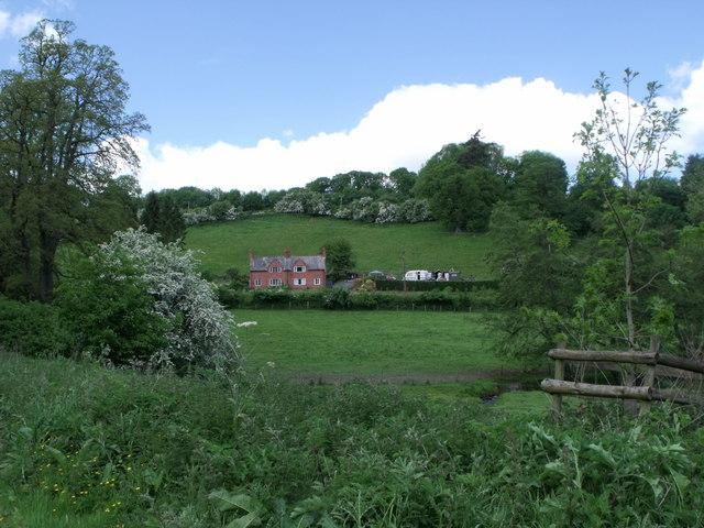 Farmhouse near Welshpool