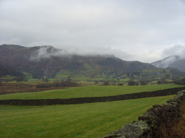 Fields South of Kentmere