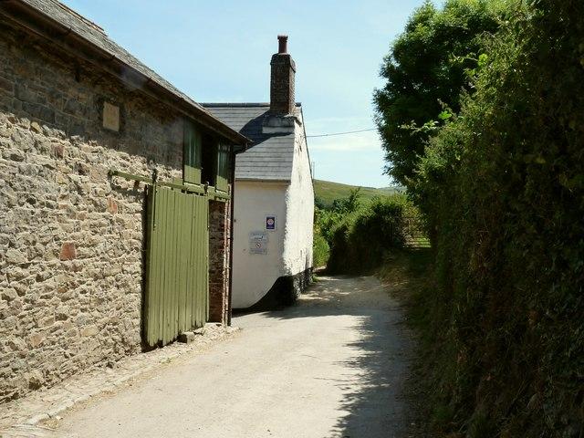 Combas Farm on Combas Lane