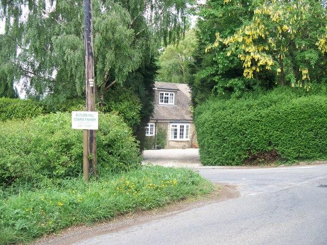 Butlers Hill Farmhouse