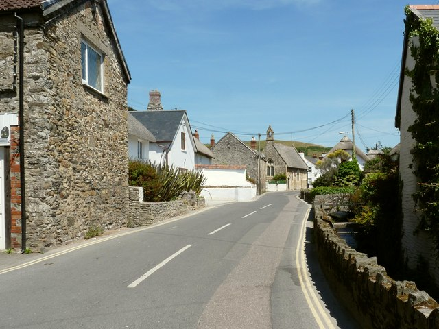 St. Mary's Road, Croyde