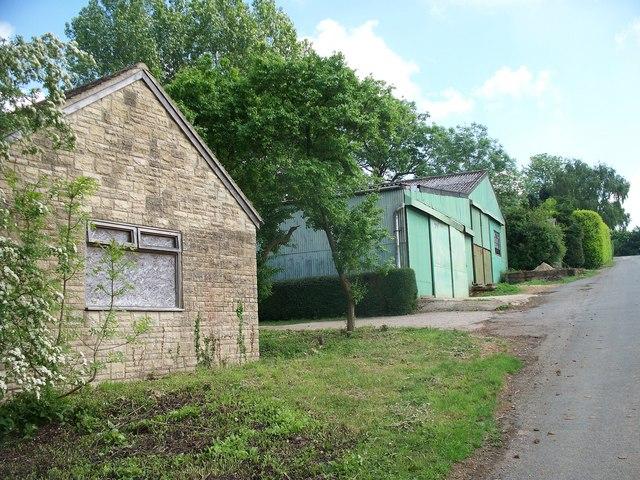 Farm buildings, Butlers Road