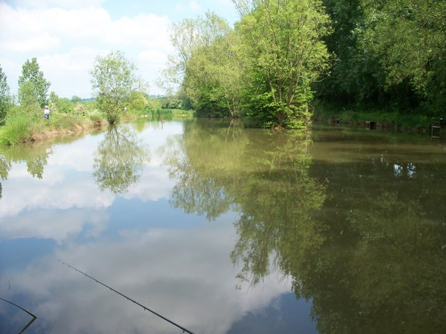 Butlers Hill fishing lakes
