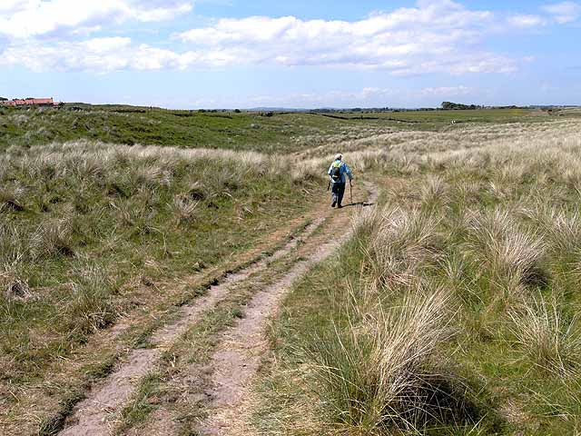St Oswald's Way at High Newton