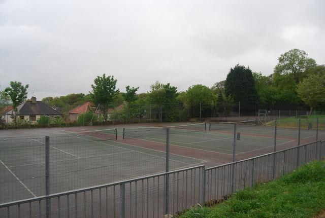 Tennis Courts, Biggin Wood