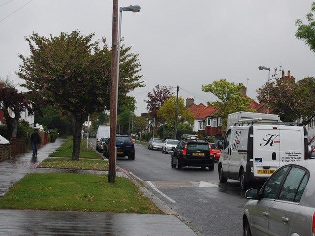 Traffic calming, Horbury Hill