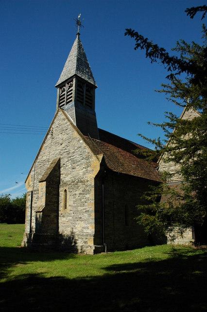 Wixford Church