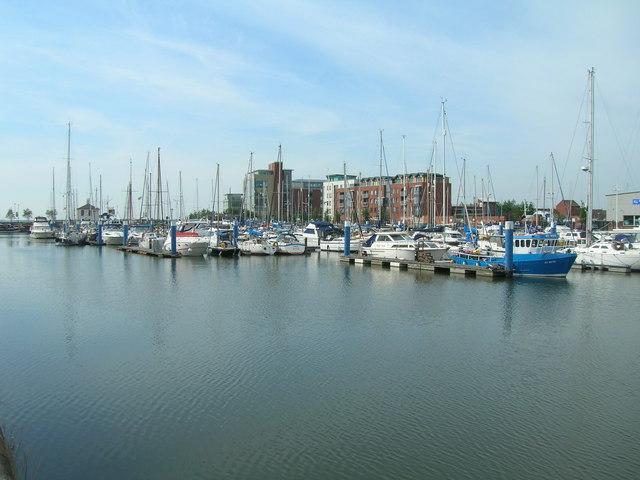 Humber Dock (marina) Hull