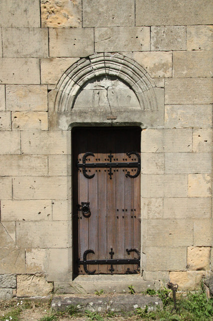 Priest's doorway
