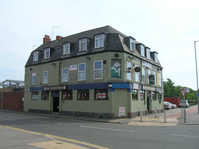 The Sportsman, Hedon Road, Hull