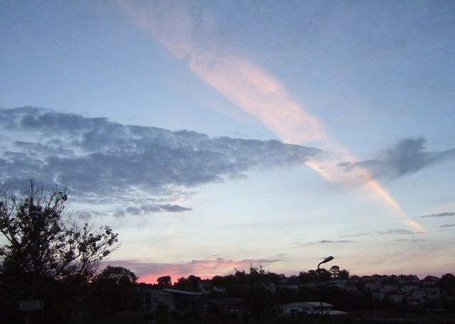 Sunrise over Torre
