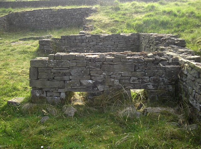 Ruins of Rag Hole Farm