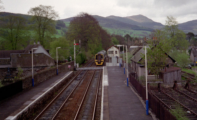 Inverness bound service