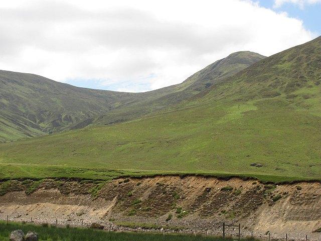 Glacial deposits, Annat