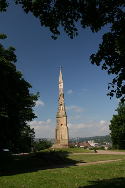 Cholera Monument, Sheffield