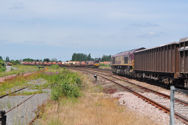 Freight at March