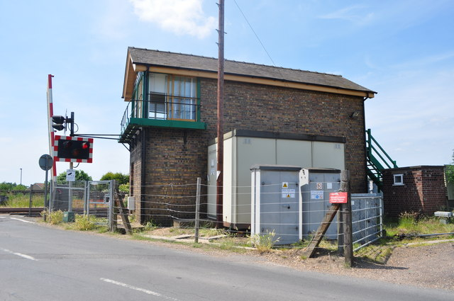 March South Junction Signal Box