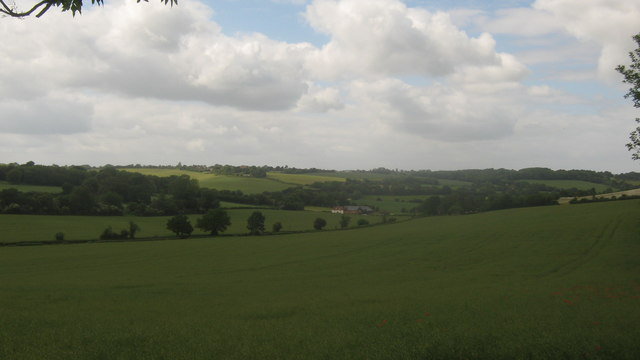 View from Yockletts Banks Nature Reserve