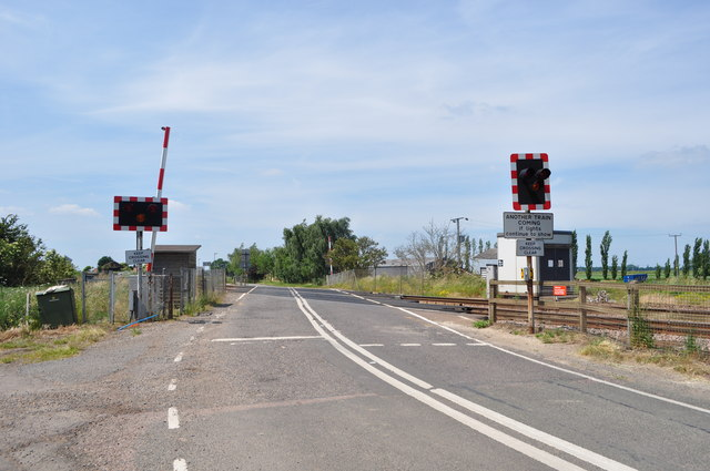 Turves Level Crossing