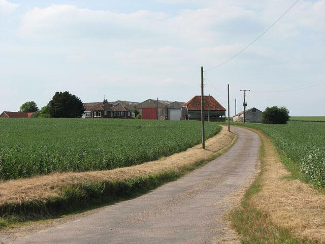 Hill Farm, Cookley